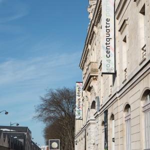 LECENTQUATRE—巴黎104藝術中心