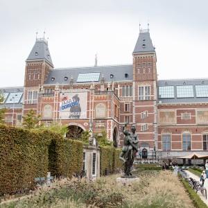 암스테르담 국립 미술관 RIJKSMUSEUM