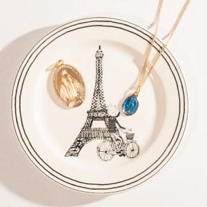 NHÀ NGUYỆN CHAPELLE NOTRE-DAME DE LA MEDAILLE MIRACULEUSE (PARIS)