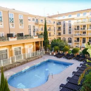 GRAND HOTEL LE ROI RENÉ 南法旅館推薦