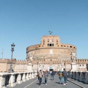 ROME ITINERARY: