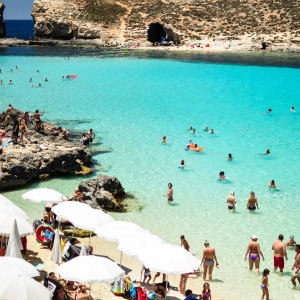 TOP 6 BEST BEACHES IN MALTA