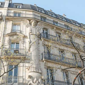 Rumah-rumah Orisinal di Paris