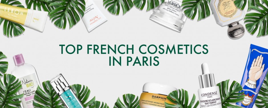 FRENCH PHARMACY SHOPPING GUIDE