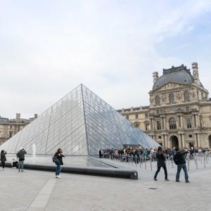 两个小时畅游卢浮宫博物馆