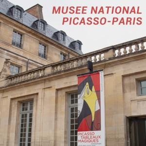 พิพิธภัณฑ์ปีกัสโซและภาพเขียนน่าฉงน