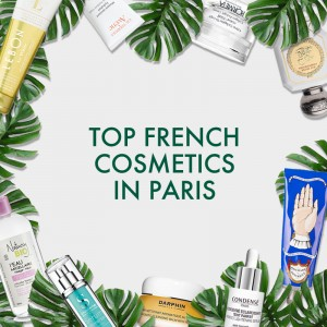 MUST BUY COSMETICS IN PARIS