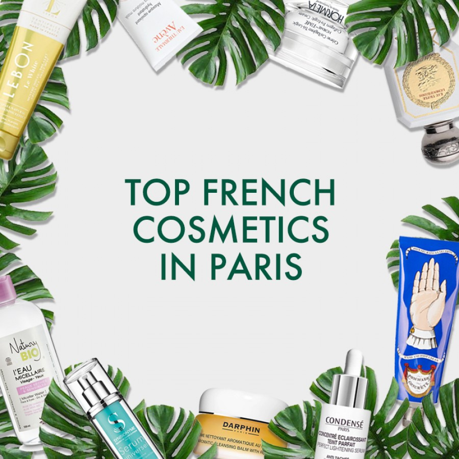 Best cosmetics and skincare to buy in Paris (2020)