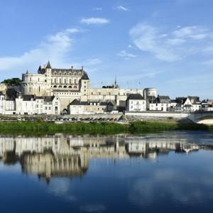 昂布瓦兹王家城堡和克洛·吕斯城堡