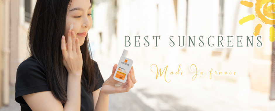 Best French sunscreens for summer