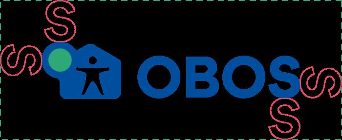 Illustrerer område rundt logoen