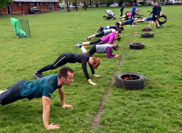 The Obstafit Fitness Test