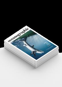 Issue 18 subscription, Oceanographic Magazine