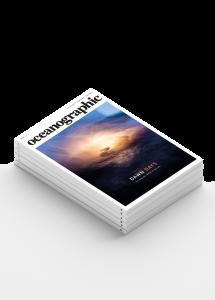 Issue 19, Oceanographic Magazine, subscription