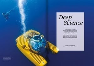 Oceanographic Magazine Issue 01