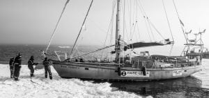 Crew, boat, Arctic Ocean, Arctic Mission