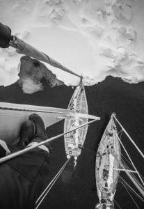 Sailboat, Arctic Ocean, Arctic Mission