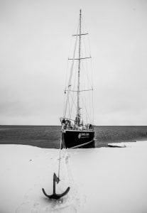 Arctic Mission, Arctic, yacht, sailboat
