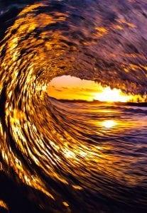 sunset-ocean-wave-seascape