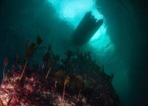 Expedition diving, St Kilda, diving, divers, Outer Hebrides, Scotland, scuba