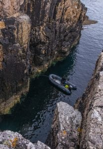 Expedition, St Kilda, diving, divers, Outer Hebrides diving