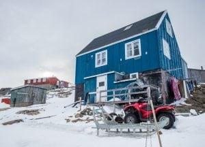 Greenland, Arctic, Inuit