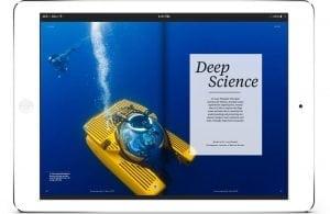 Oceanographic, free digital subscription