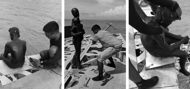 coralarium-maldives-police-twitter