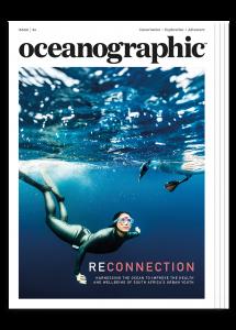 Oceanographic Magazine subscription
