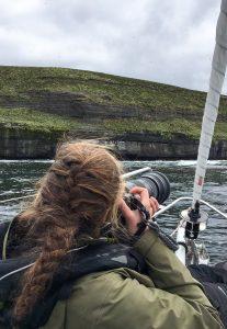 whale-watching-research-Húsavík-iceland-manon-verijdt