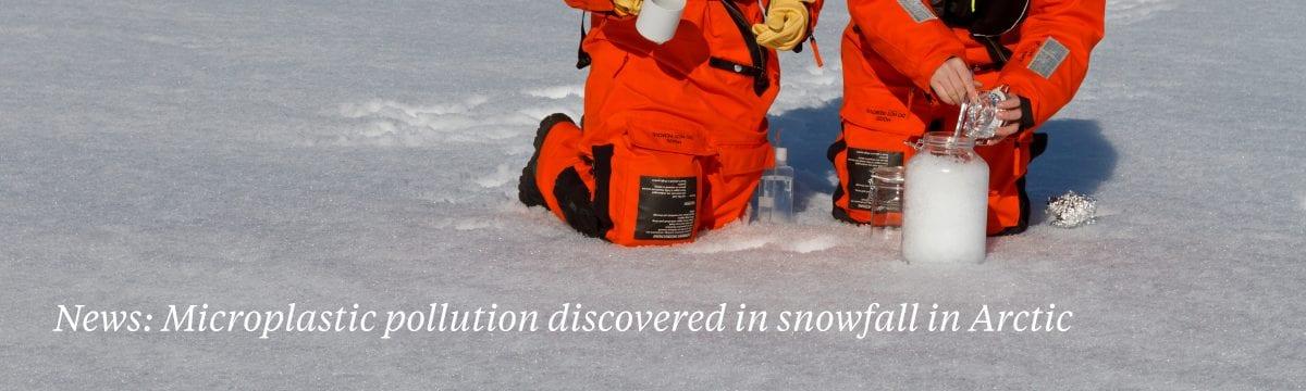 snow-fall-microplastics-arctic-study