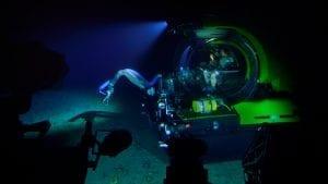 Diva Amon Deep Sea Ocean Floor submersible