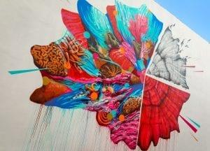 tre packard pangea seed sea walls ocean activism conservation artivism public art