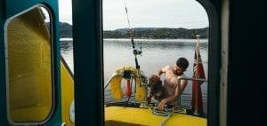 Arctic Lifeboat Norway adventure STØDIG shackleton Norwegian fjords