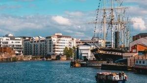 Oceans 2019 festival Bristol Harbour