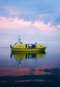 Arctic Lifeboat Norway adventure Kollsholmen Anchorage