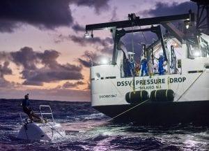Five Deeps Victor Vescovo EYOS Expeditions Pressure Drop Exploration