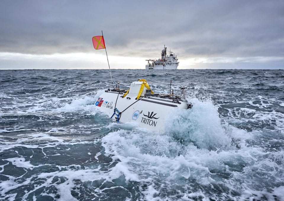Five Deeps Victor Vescovo EYOS Expeditions submersible submarine