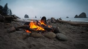 captain sophie hollingsworth adventure cooking sailing beach fire