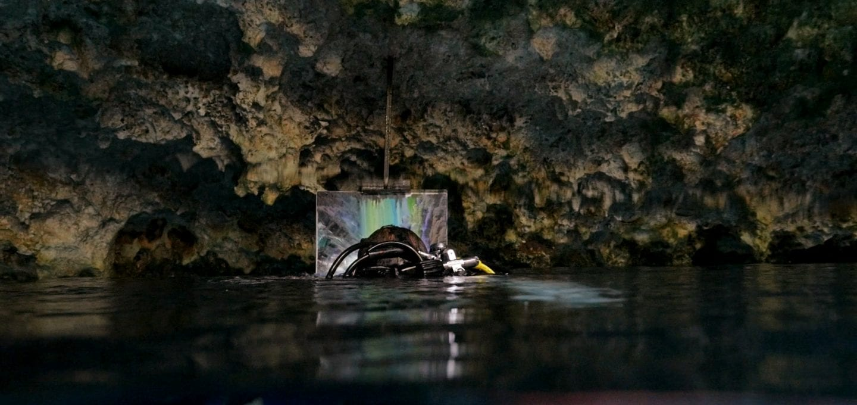 Cenotes Katy Fraser Underwater Artist Filmmaker Philip Gray cavern