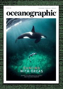 Oceanographic Magazine, Issue Nine, Cover
