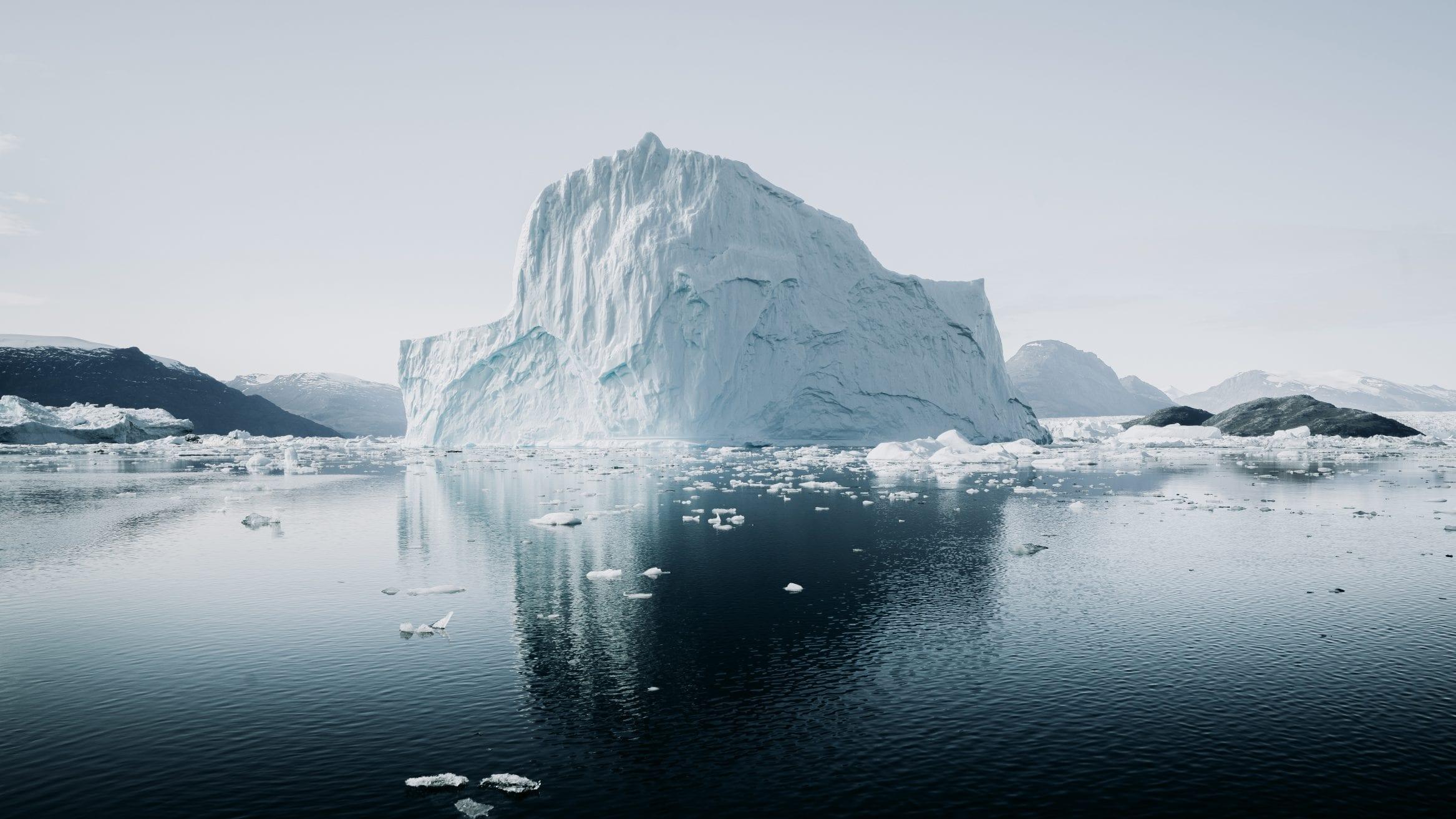 methane seep arctic ocean
