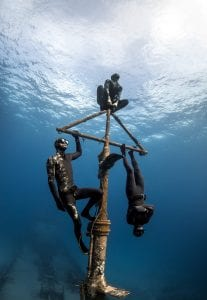 the bahamas andre musgrove underwater photographer freediving
