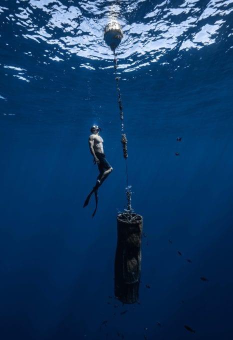 The Vortex Swim Crew marine debris ocean microplastics drifter