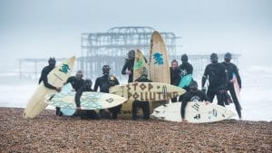 Surfers Against Sewage SAS Water Quality Report 2019 sewage pollution