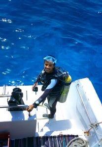 Liz Bonnin Plastic Pollution biologist