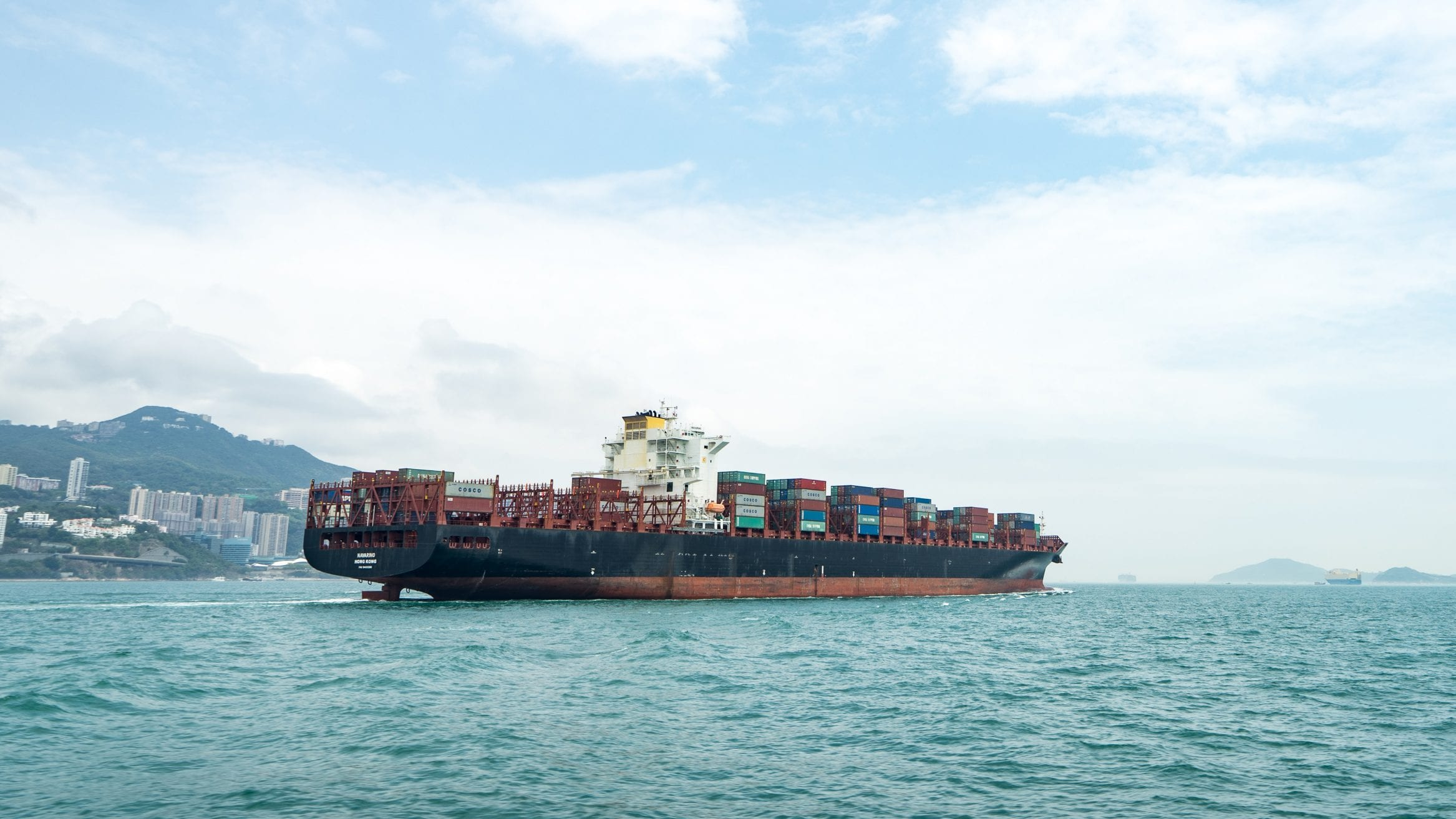 shipping industry speed limits ocean pollution