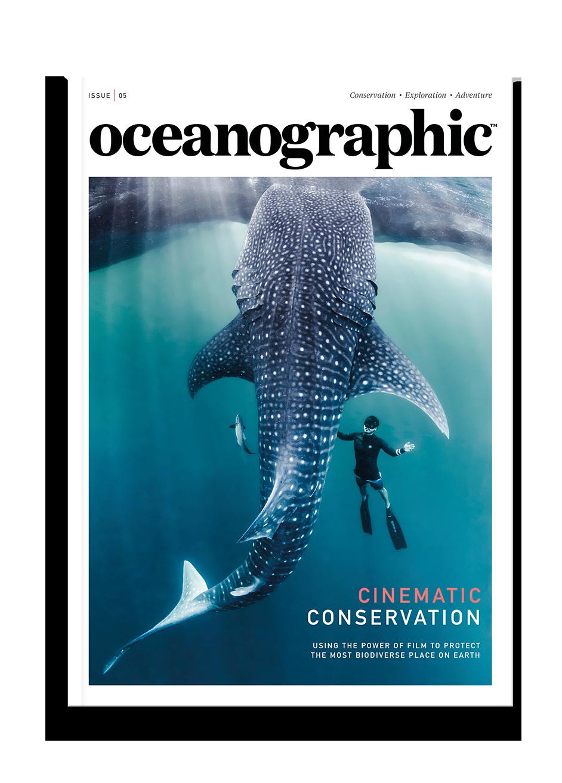 Oceanographic Magazine, Issue 05, Cinematic conservation