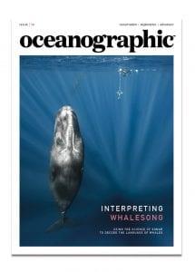 Oceanographic Magazine, issue ten
