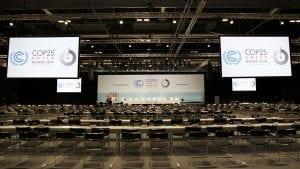 UN climate talks COP25